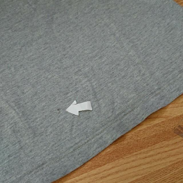 adidas(アディダス)のadidas アディダス Tシャツ 90s古着 両面ロゴ ビッグシルエット メンズのトップス(Tシャツ/カットソー(半袖/袖なし))の商品写真