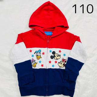 Disney - 【美品】ディズニーパーカー 110 ディズニーリゾート チームディズニー
