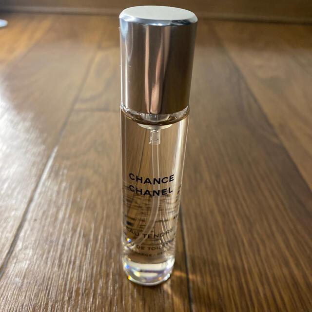 CHANEL(シャネル)のCHANEL シャネル 香水 チャンス ピンク リフィル コスメ/美容の香水(香水(女性用))の商品写真