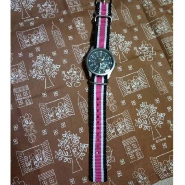 Disney(ディズニー)のミッキーマウス 腕時計 レディースのファッション小物(腕時計)の商品写真
