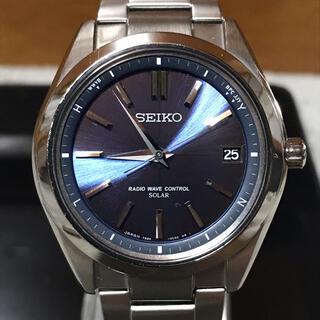 SEIKO - SEIKOブライツ電波ソーラー時計SAGZ081