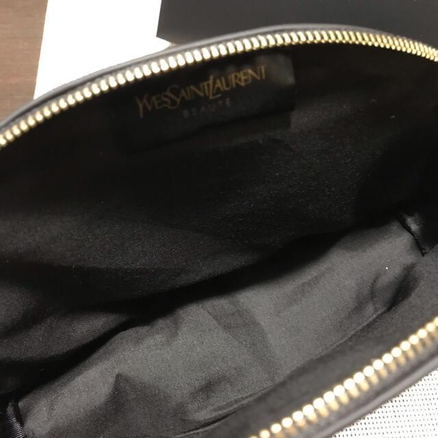 Yves Saint Laurent Beaute(イヴサンローランボーテ)のYSL イヴ・サンローラン ポーチ・香水・グロスセット 新品 未使用 レディースのファッション小物(ポーチ)の商品写真