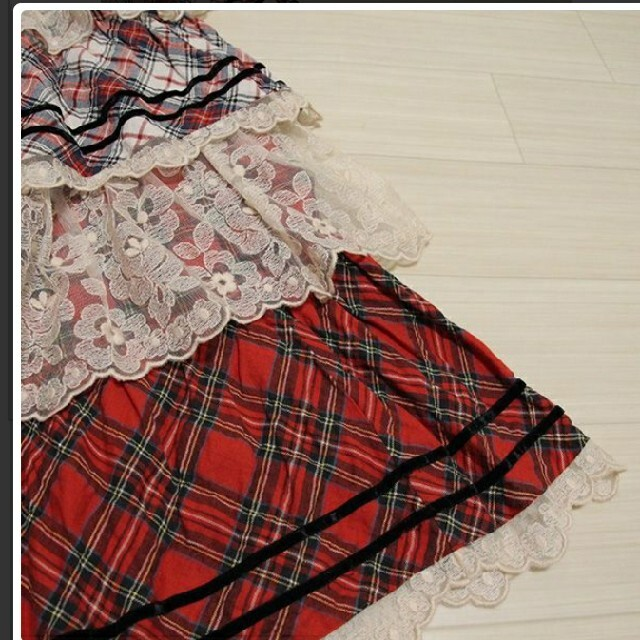 PINK HOUSE(ピンクハウス)のピンクハウス レディースのスカート(ロングスカート)の商品写真