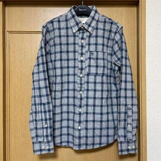 Abercrombie&Fitch - ◆アバクロAbercrombie & Fitchチェックシャツ S 新品 タグ付