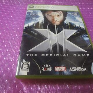 エックスボックス360(Xbox360)の掘 XBOX360 X-MEN  ⇒送料無料(家庭用ゲームソフト)