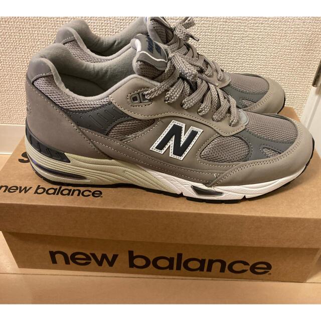 New Balance(ニューバランス)のNew Balance M991 ANI メンズの靴/シューズ(スニーカー)の商品写真