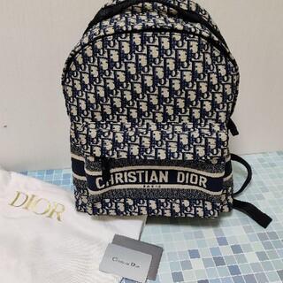 ディオール(Dior)のDIORTRAVEL バックパック(バッグパック/リュック)