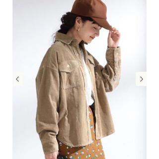 レイビームス(Ray BEAMS)のコーデュロイシャツ(シャツ/ブラウス(長袖/七分))