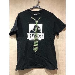 XLARGE - エクストララージ   ネクタイTシャツ