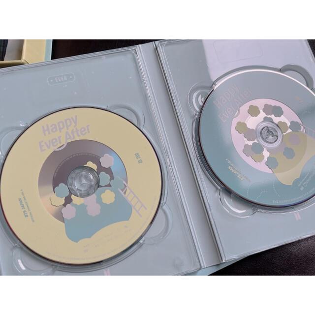 防弾少年団(BTS)(ボウダンショウネンダン)のHappy ever after dvd bts エンタメ/ホビーのCD(K-POP/アジア)の商品写真