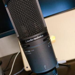audio-technica - AT2020 USB 美品