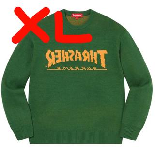 Supreme - XLサイズ Supreme®/Thrasher® Sweater