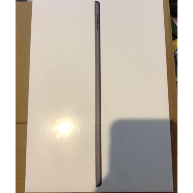 Apple(アップル)の新品 iPad 第9世代 64GB スペースグレイ wifi 2021年モデル スマホ/家電/カメラのPC/タブレット(タブレット)の商品写真