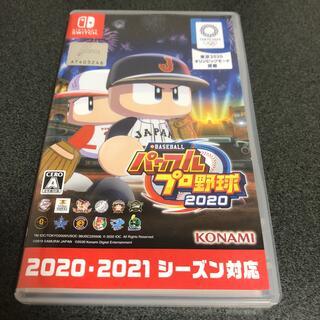 Nintendo Switch - eBASEBALLパワフルプロ野球2020 Switch