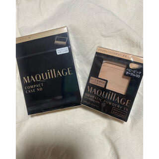 MAQuillAGE - MAQUillAGE ファンデーションセット