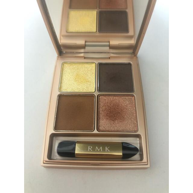 RMK(アールエムケー)のRMK ローズウッドデイドリーム 03ゴールデンシエナ コスメ/美容のベースメイク/化粧品(アイシャドウ)の商品写真