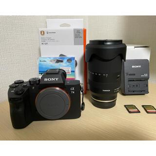 SONY - α7Ⅲ tamron28-200 + カメラ用具一式