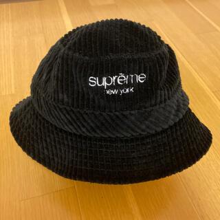 Supreme - supreme  バケットハット コーデュロイ
