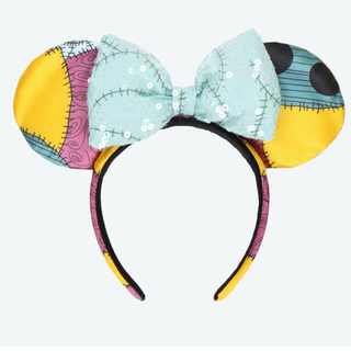 Disney - ディズニーランドハロウィングッズサリーナイトメアビフォクリスマスカチューシャ耳