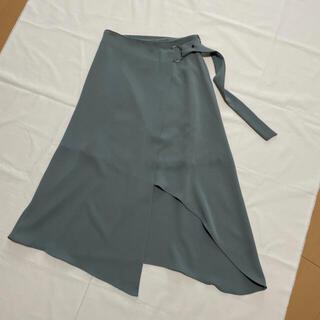 dholic - 最終値下げ❣️(9/30廃棄予定) DHOLIC  アシンメトリースカート