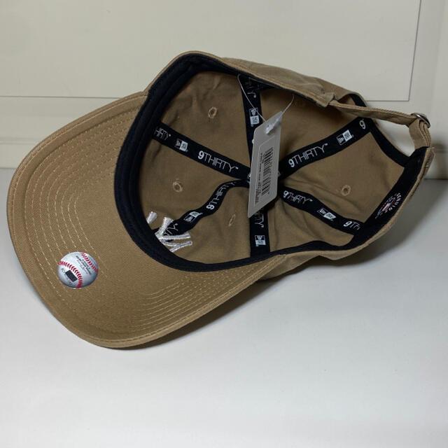 NEW ERA(ニューエラー)の新品未使用 NEWERA/ニューエラ CAP ニューヨーク ヤンキース 送料無料 メンズの帽子(キャップ)の商品写真