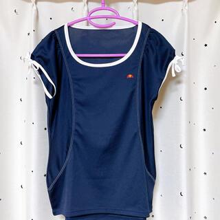 エレッセ(ellesse)のellesse テニスウェア ゲームシャツ 半袖(ウェア)