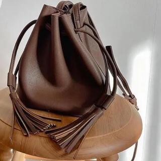 Avail - アベイル 巾着ショルダーバッグ