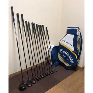 Callaway Golf - 初心者用 メンズ ゴルフクラブセット キャロウェイ ミズノ タイトリスト