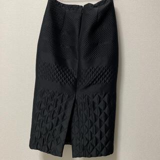 ヌメロヴェントゥーノ(N°21)のヌメロヴェントゥーノタイトスカート(ひざ丈スカート)