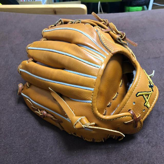 ディーバイエム 硬式 内野手用グローブ スポーツ/アウトドアの野球(グローブ)の商品写真