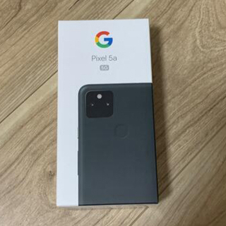 Google Pixel - 新品同様 Google pixel5a 5G 128GB SIMフリー おまけ付