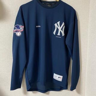 エフシーアールビー(F.C.R.B.)の定価以下! FCRB MLB TOUR L/S PRE MATCH(Tシャツ/カットソー(七分/長袖))