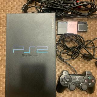 PlayStation2 - PS2 本体 箱あり 美品