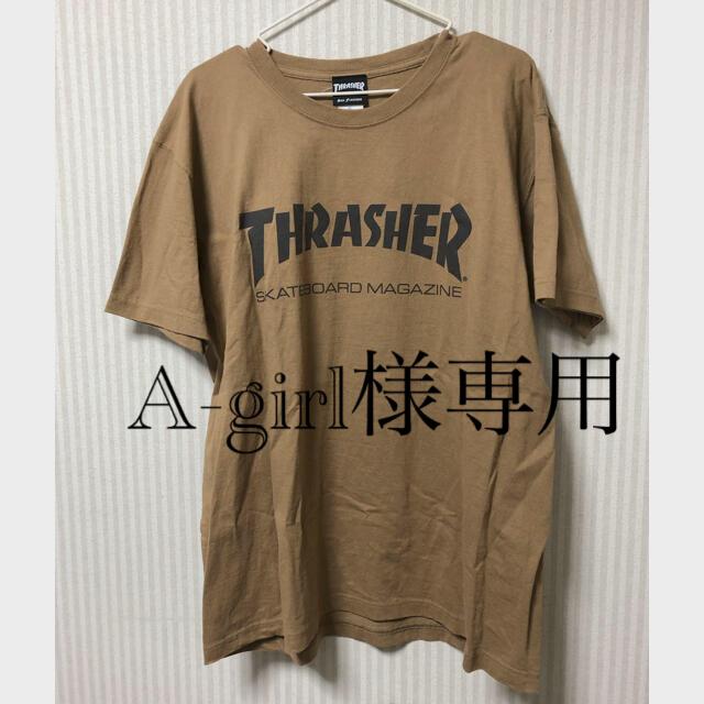 THRASHER(スラッシャー)のTシャツ【THRASHER】 メンズのトップス(Tシャツ/カットソー(半袖/袖なし))の商品写真