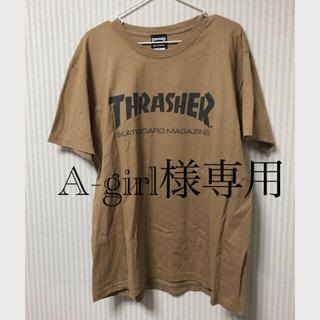 THRASHER - Tシャツ【THRASHER】