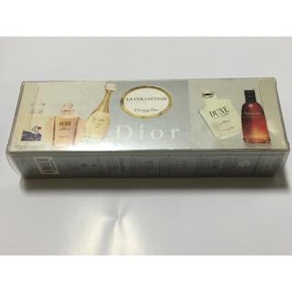 Christian Dior - DIOR 香水ミニボトル5本セット