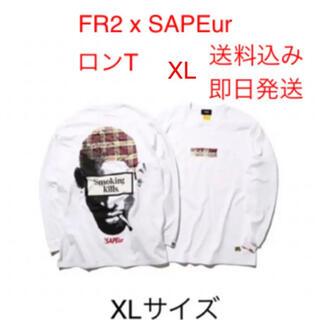 VANQUISH - FR2 DOKO x sapeur ロンT XL サプール  長袖