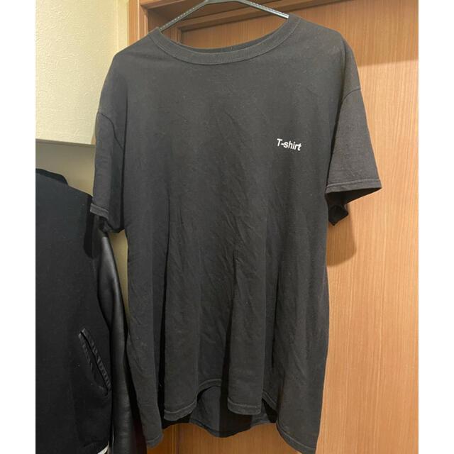 Balenciaga(バレンシアガ)のvetements ヘインズTシャツ 確実正規品 L 破格 メンズのトップス(Tシャツ/カットソー(半袖/袖なし))の商品写真