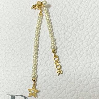 ディオール(Dior)のディオール Dior ピアス 片耳(ピアス(片耳用))