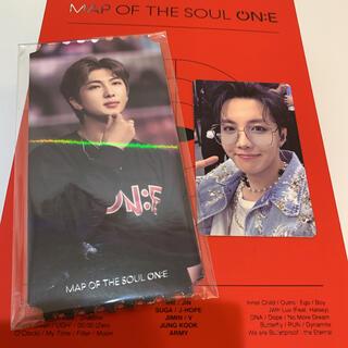 防弾少年団(BTS) - BTS MAP OF THE SOUL ON:E DVD ホロチケ&トレカ