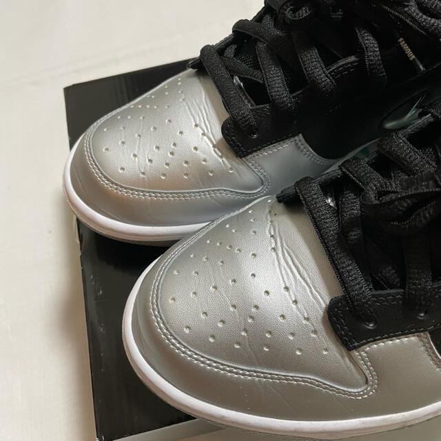 Supreme(シュプリーム)のNike SB Dunk Low Supreme Jewel Black メンズの靴/シューズ(スニーカー)の商品写真