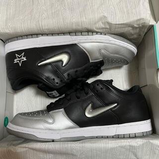 Supreme - Nike SB Dunk Low Supreme Jewel Black