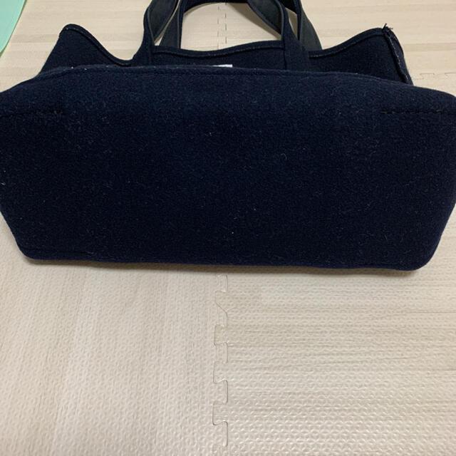 ORCIVAL(オーシバル)のオーシバル メルトントート レディースのバッグ(トートバッグ)の商品写真