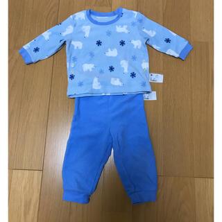 ユニクロ(UNIQLO)のUNIQLOのパジャマ 80センチ(パジャマ)