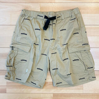 アシックス(asics)の【美品】ballaholic × Lafayette shorts Sサイズ(ショートパンツ)
