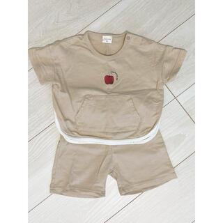 アカチャンホンポ(アカチャンホンポ)のセットアップ 80(Tシャツ)