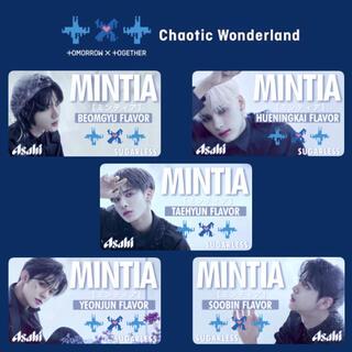 Chaotic Wonderland»TXT★MINTIA(アイドルグッズ)