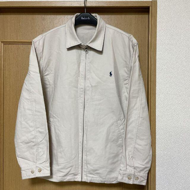 POLO RALPH LAUREN(ポロラルフローレン)の◆ポロ ラルフローレン スイングトップ ジャケット L メンズのジャケット/アウター(ブルゾン)の商品写真