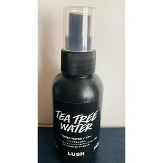 ラッシュ(LUSH)のTEA TREE WATER 100gトナー(化粧水/ローション)
