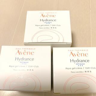 アベンヌ(Avene)のアベンヌミルキージェル3個(オールインワン化粧品)